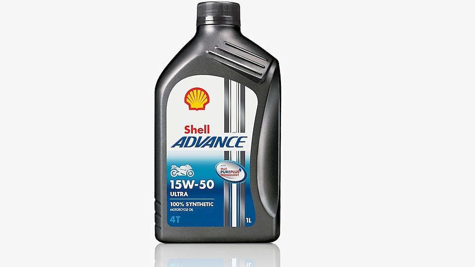 Lubrificante Shell Advance Ultra